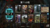 【楚不常Gwent】19.12.15直播剪辑(机械北方)
