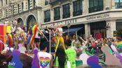 vlog01 在伦敦的第一周/LGBT游行/RCA毕业展/伦艺语言班