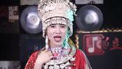 民族小姐姐唱首《美丽的黔东南》,人美歌甜,十分动听