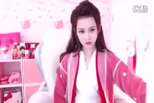 女生神似紫霞仙子,翻唱《大话西游》主题曲一生所爱
