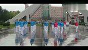 广场舞佳木斯快乐舞步健身操有氧教学!2013