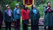 景山长风合唱团《铁道游击队之歌》琴师 刘长风191103-1348