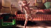 一部喜剧科幻片《变相怪杰》宝宝出生后,搞笑时刻就从此开始!