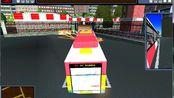 【广州巴士驾驶员】广州公交观光2路环线 开往珠江新城(海风路)总站