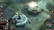 策略游戏《战锤40K:战争黎明3》8分钟多人游戏对战影像公布