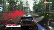 微软赛车竞速游戏《极限竞速:地平线4》IGN试玩演示