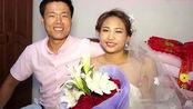 山东滨州一小伙结婚,新郎天还没亮就来接新娘,也未免太着急了吧