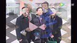 韩国外宾莅临山东万鹏教育集团军校职教中心