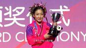 任何一场乒乓球比赛冠军,都值得敬畏!祝贺刘诗雯女乒世界杯夺冠
