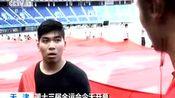 """天津 第十三届全运会今天开幕 热情投入 演员志愿者也""""专业"""""""