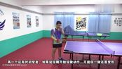 乒乓球教程:三种方法解决正手攻球大臂乱晃,早知早受益