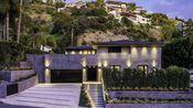 Luxury Home | 好莱坞山崭新现代住宅~1558 Rising Glen Rd, Los Angeles(洛杉矶 / 加州)