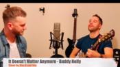 [翻唱]美国巴迪·霍利Buddy Holly - It Doesn't Matter Anymore(Cover by Alex B & Ady)