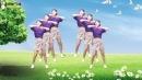一首《站在草原望北京》歌声悦耳,动感十足!美女舞姿太迷人
