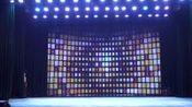 玉海摄:时装秀《流动的色彩》为君时尚俱乐部.最美夕阳红济南站2019年度汇演