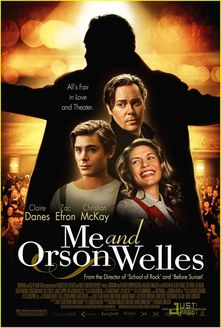 我和奥逊·威尔斯