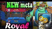 Royal新卡组:哥布林巨人+炸弹人!