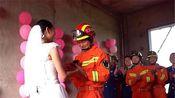 带你见证消防员的浪漫,分期60年买钻戒求婚,只为给她一个承诺