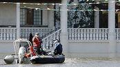 美国受灾地区停电家庭总数升至71.5万户