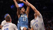 NBA-林书豪缺阵维金斯36分 篮网119-110森林狼