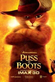 穿靴子的猫(动作片)