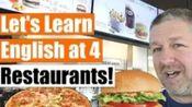 [生肉]在餐厅要怎么用英语点餐呢?How to order food at a restaurant 跟Bob the Canadian一起学英语