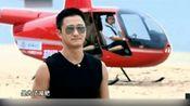 超级减肥王:吴京在直升机上下来的时候简直帅呆了