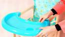 硕康儿童椅 硕康全实木儿童餐椅 http://baid.us/ksyw