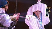 """演员的品格:梦秦女侠客古装扮相撞脸""""锦鲤""""杨超越 美翻天惹!"""