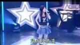 台湾女星方志友拍剧上衣脱 视频
