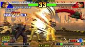 拳皇98:吖王的最强红丸名不虚传,让韩国高手无力再战