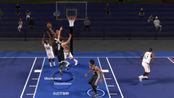 【NBA2KOL2】平民抓冒之王!内线大闸!PJ·布朗超然暴扣火锅集锦!