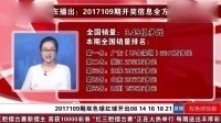 《双色球快报》第2017110期