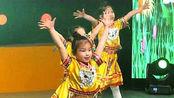 儿童舞蹈《土家银铃》