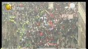 伦敦爆发大规模游行抗议政府削减公共开支