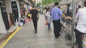 4月19日广州沙河服装日常