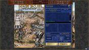 【英雄无敌3_Jebus Imperator I】Diabler(红塔楼+6400) vs Hellight(蓝地下-6400), Jebus King 2.4