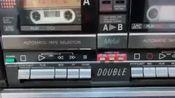 磁带收录机播放又见炊烟,千万人心中女神邓丽君,声音太甜了