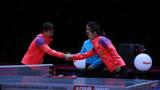 恭喜!国乒包揽女子世界杯冠亚军,刘国梁颁奖时的举动实力圈粉