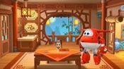 超级飞侠 乐迪中餐厅制作美食游戏