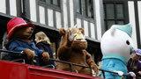 世界最盛大玩具游行节在伦敦举行