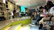 彭浩翔2017年05月11日在北京言几又书店的座谈