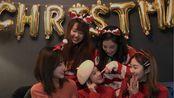 圣诞vlog-我玩儿了一周的圣诞/雪地咖啡馆/蓝色港湾灯光节/圣诞party/吃烤肉/吃火烧云/逛skp-s(真的好忙)