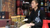 丽江看到的一家手鼓店,大哥唱的是真好听!