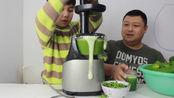 父子为了减肥 自制绿色健康减肥饮品,7天狂瘦20斤?