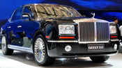 国产也有豪车,吉利造出劳斯莱斯幻影,车型不输红旗L5!