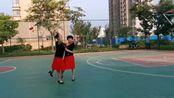 《双人空竹舞》赵州桥畔空竹鸣