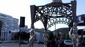 好莱坞大道梦露雕像被盗!警方正调查小偷身份