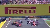 F1匈牙利站精彩回顾