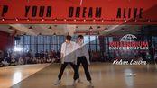 【红房子】成都开业Showcase — Kelvin&Laura编舞《江南》【Millennium红房子·成都华府大道店】